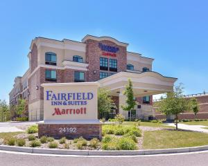 Fairfield Inn and Suites by Marriott Denver Aurora-Southlands