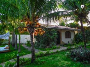 Pousada Sol e Luna, Гостевые дома  Пипа - big - 37