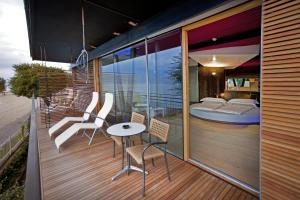 Ambienthotel PrimaLuna, Hotely  Malcesine - big - 17