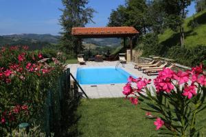 Villa Podere Quartarola, Farmy  Modigliana - big - 18