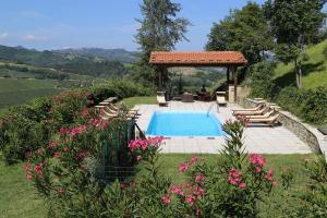 Villa Podere Quartarola, Farmy  Modigliana - big - 22