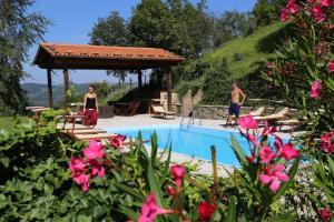 Villa Podere Quartarola, Farmy  Modigliana - big - 17