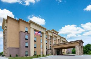 Hampton Inn - Iowa City