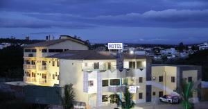 Faixa Hotel, Szállodák  Vitória da Conquista - big - 35