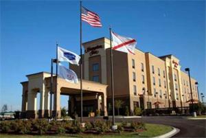 Hampton Inn Calera, Hotel  Calera - big - 1