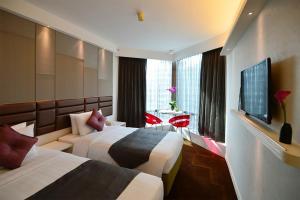 Stanford Hotel Hong Kong, Hotels  Hong Kong - big - 11