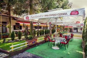 Motel Bosna, Motels  Travnik - big - 18