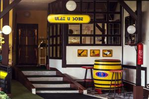 Motel Bosna, Motels  Travnik - big - 15