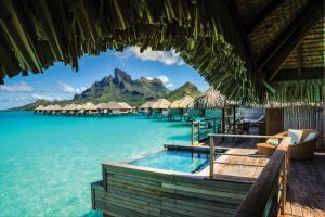 Four Seasons Resort Bora Bora, Resort  Bora Bora - big - 1
