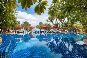Crystal Bay Yacht Club Beach Resort, Hotely  Lamai - big - 89