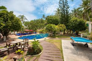 Crystal Bay Yacht Club Beach Resort, Hotely  Lamai - big - 91