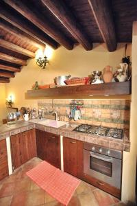 Borgo Dell'Etna, Country houses  Sant'Alfio - big - 24