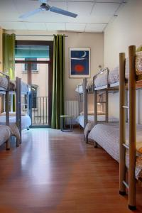Bed in Mixed Dormitory Room (8-Bed)