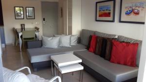 Apartamentos Centremar, Апартаменты  Л'Эстартит - big - 17