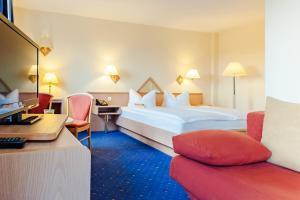Hotel Rathener Hof, Hotely  Struppen - big - 5
