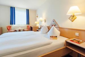 Hotel Rathener Hof, Отели  Struppen - big - 6