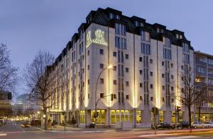 Berlin Mark Hotel, Hotel  Berlino - big - 3