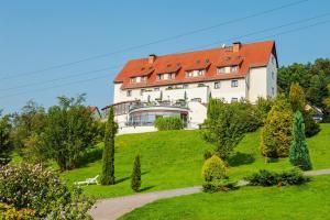 Hotel Rathener Hof, Отели  Struppen - big - 9