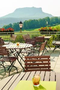 Hotel Rathener Hof, Отели  Struppen - big - 26