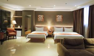 Dela Chambre Hotel, Hotels  Manila - big - 11