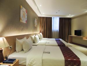 Dela Chambre Hotel, Hotely  Manila - big - 13