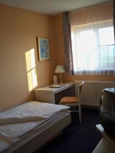 Hotel Rathener Hof, Отели  Struppen - big - 7