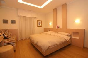 Hotel Saraceno, Отели  Морской Милан - big - 3