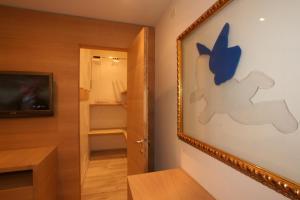 Hotel Saraceno, Отели  Морской Милан - big - 28