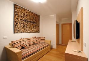 Hotel Saraceno, Отели  Морской Милан - big - 21