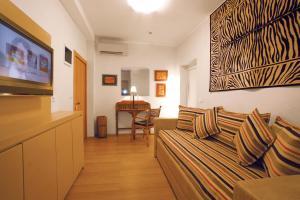 Hotel Saraceno, Отели  Морской Милан - big - 23