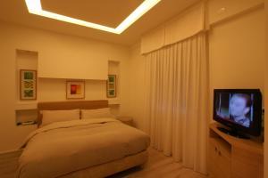 Hotel Saraceno, Отели  Морской Милан - big - 16