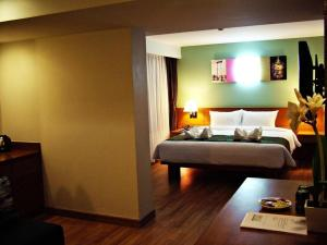 Diplomat Double Room