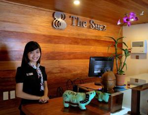 The Suez Serviced Studios Makati, Residence  Manila - big - 44
