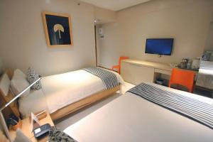 The Suez Serviced Studios Makati, Residence  Manila - big - 6