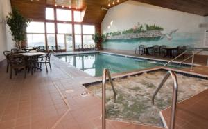 Westwood Shores Waterfront Resort, Курортные отели  Sturgeon Bay - big - 23