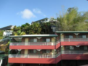 Yongala Lodge by The Strand, Apartmánové hotely  Townsville - big - 93