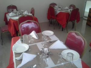 Gateway Pension Inn, Penziony – hostince  Arusha - big - 14