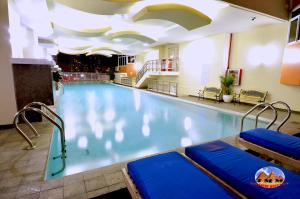 JMM Grand Suites, Apartmanhotelek  Manila - big - 45