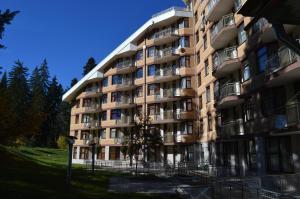 Apartments Flora-Daisy, Apartmanhotelek  Borovec - big - 12
