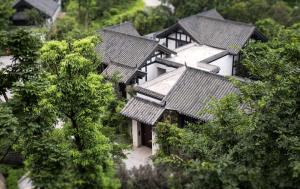Banyan Tree Chongqing Beibei, Rezorty  Chongqing - big - 6