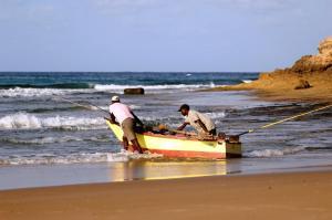 Casa na Praia Tofo, Affittacamere  Praia do Tofo - big - 75