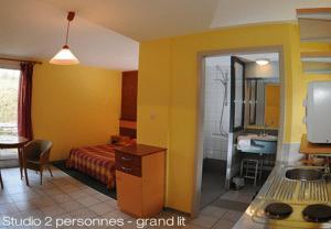Le Relais De Wasselonne & Spa, Residence  Wasselonne - big - 4