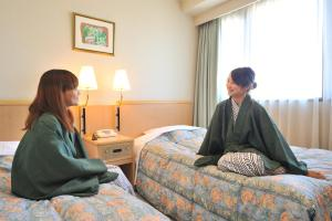 Hotel Sun Valley Annex, Hotels  Beppu - big - 27