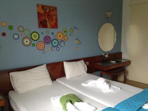 Pasiphae Hotel, Hotel  Heraklion - big - 37