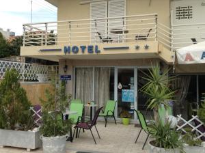 Pasiphae Hotel, Hotel  Heraklion - big - 32