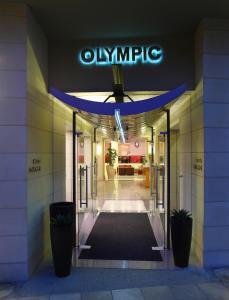 Olympic Hotel, Hotel  Heraklion - big - 21