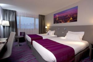 Privilege Room with 2 Double Beds (4 Adults)