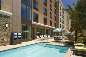 Hampton Inn San Diego Mission Valley, Hotels  San Diego - big - 48