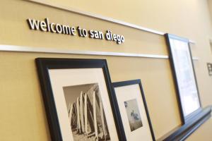Hampton Inn San Diego Mission Valley, Hotels  San Diego - big - 45