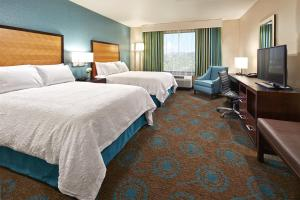 Hampton Inn San Diego Mission Valley, Отели  Сан-Диего - big - 4